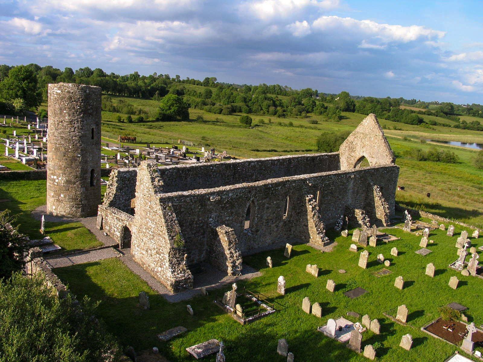 Drumlane Abbey [Photo. Paddy Ronghan