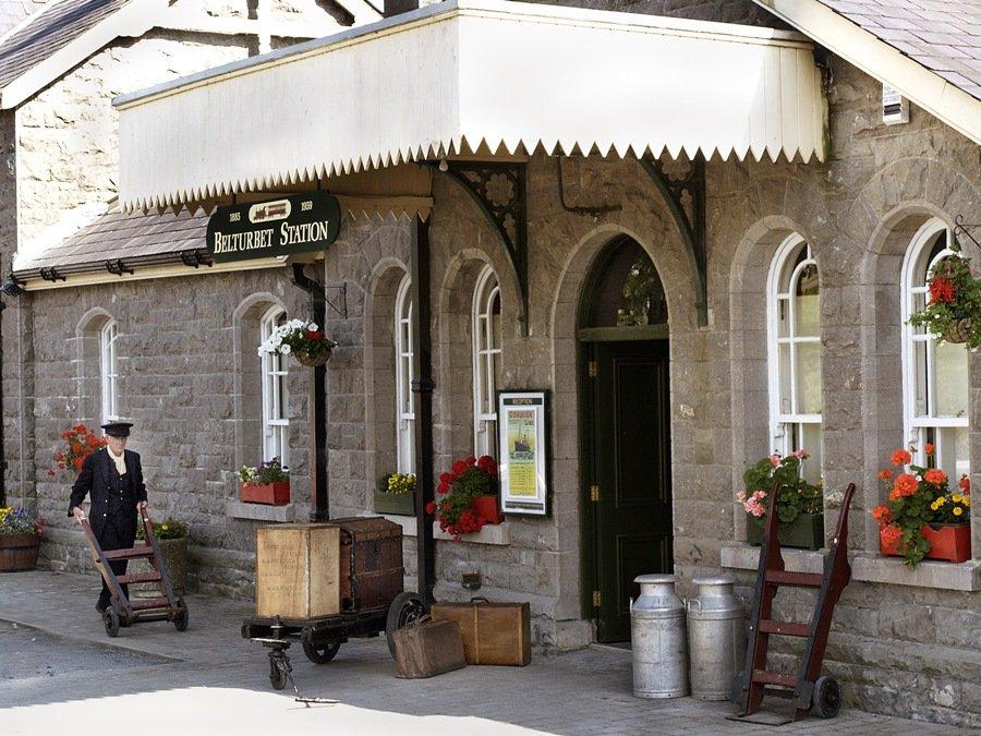 Belturbet Station, Cavan