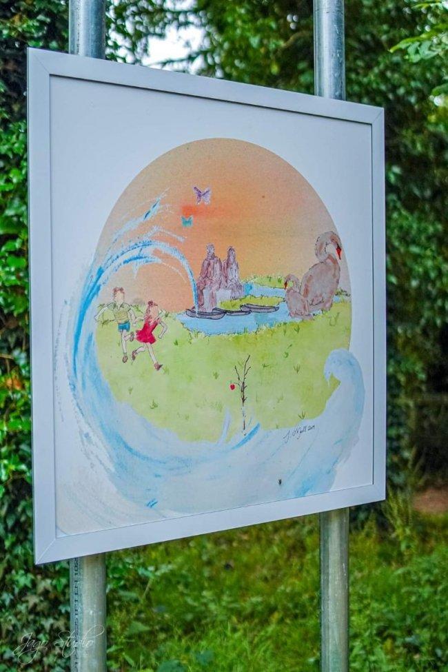 Turbet Island Dreamscape Art & Walking Trail