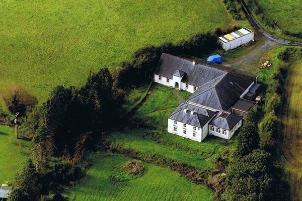 Gorteen-house