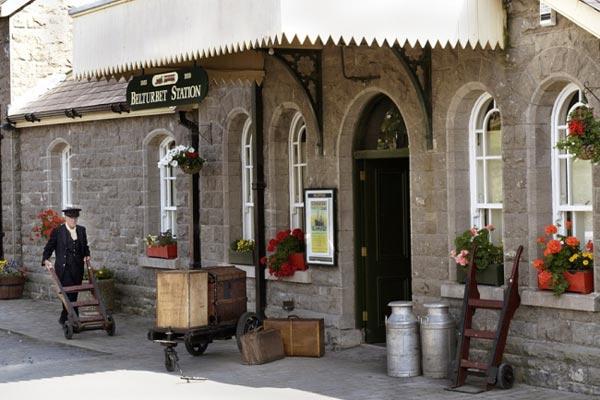 Belturbet Railway Station
