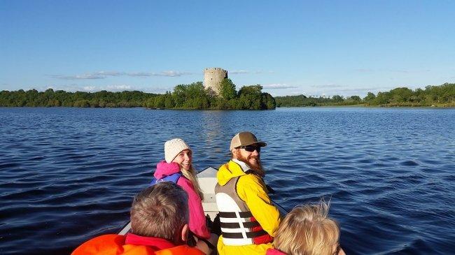 Experience an authentic Irish adventure