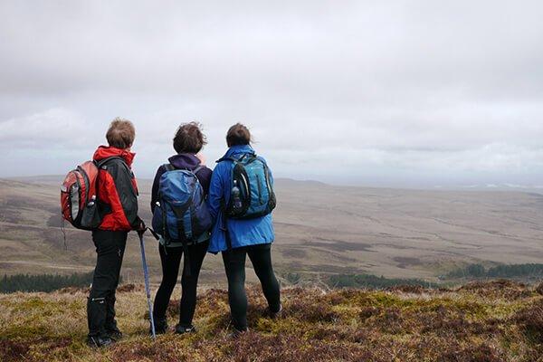 Cuilcagh Walk