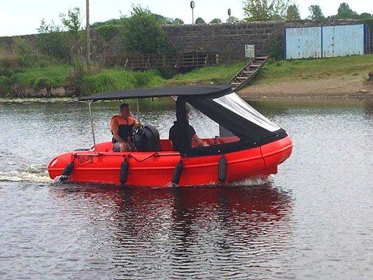 Belturbet Day Boat Hire