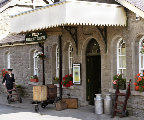 Station masters house