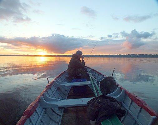 Angling Guide - Lough Sheelin Guiding Services