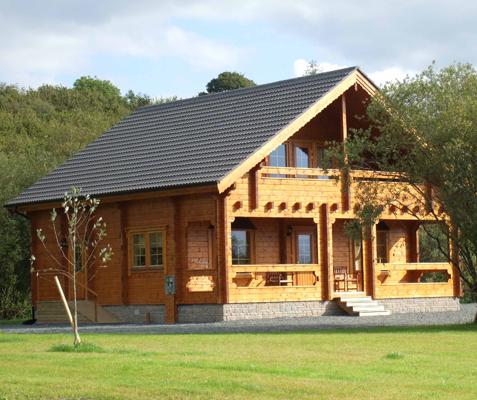 Lakeshore Log Cabin